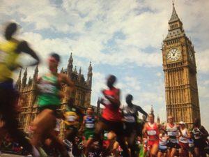Speakers like Marathon runners need stamina